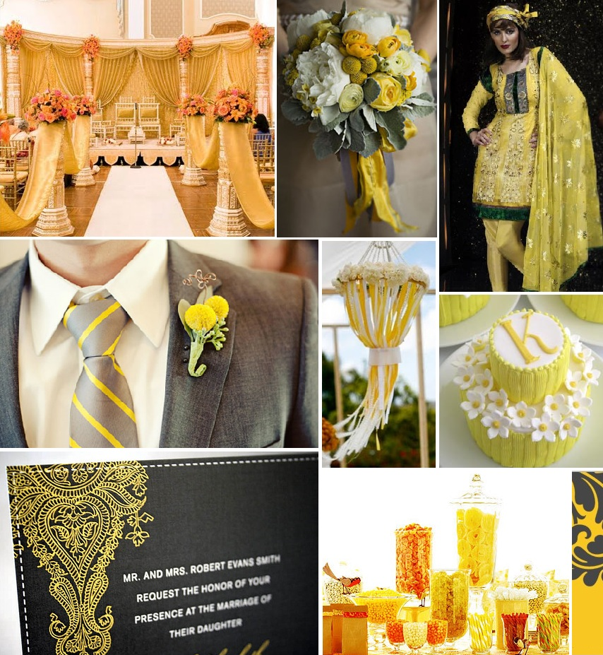 Bright Colors For Winter Wedding??
